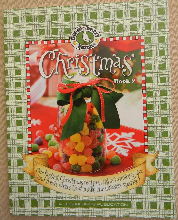 Gooseberry Patch Christmas Book 9