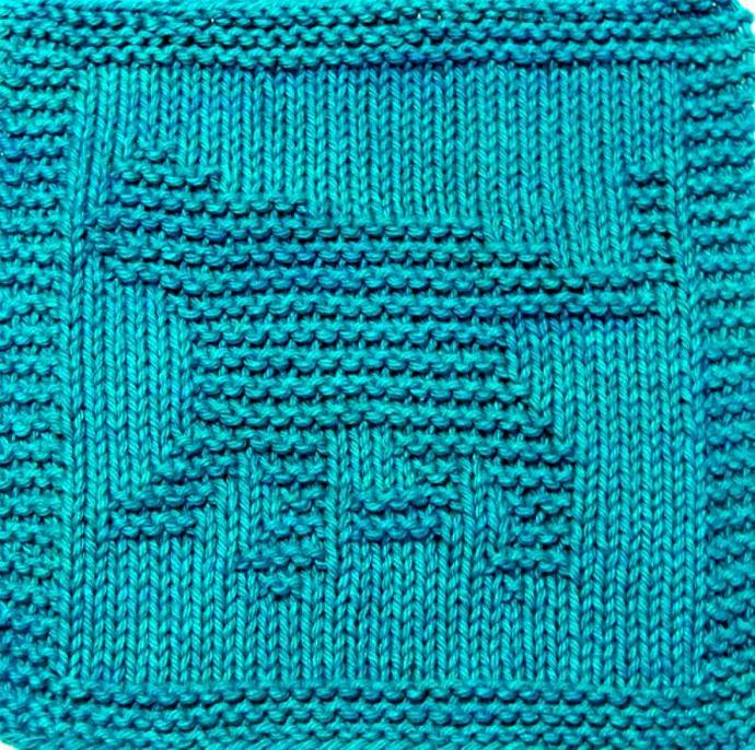 Knitting Cloth Pattern - PUMA - PDF