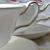Footed Soup Bowl with Under Plate 1972 Vintage Wedgwood Porcelain 2-Piece Set,