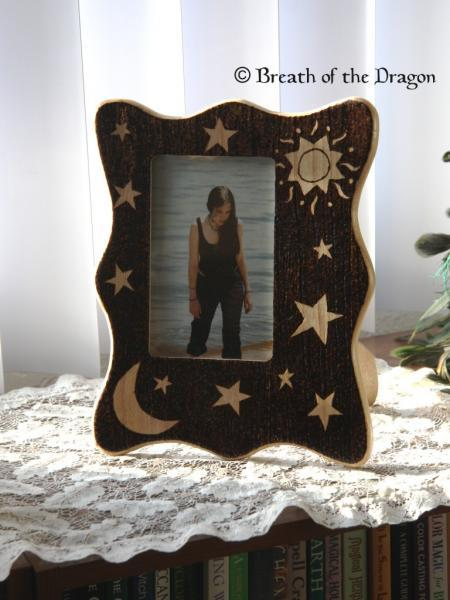 Celestial Picture Frame