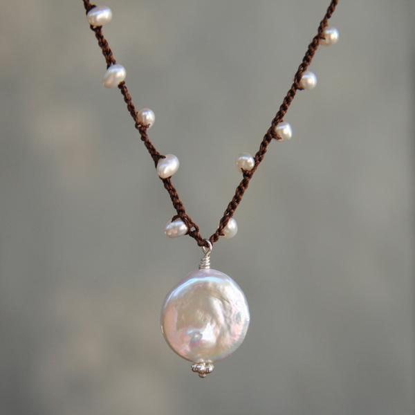 Pearl & Pearls Necklace