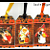 Halloween 4 Set of 3 Tags