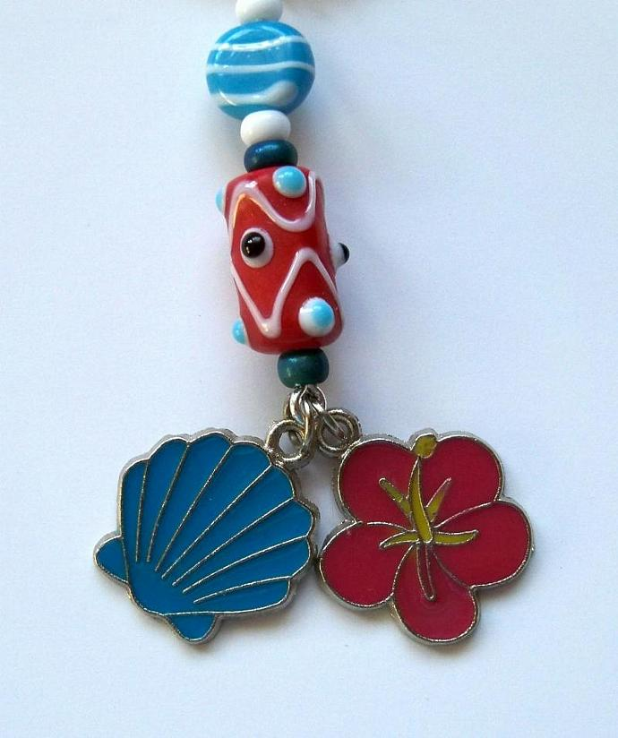 Purse Jewelry - Tropical