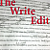 The Write Edit