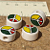 Peace Ceramic Beads 10-1456