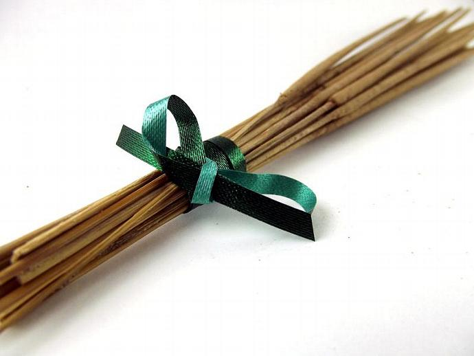 20 Baby Powder Scented Incense Sticks Hand Dipped Highly Scented