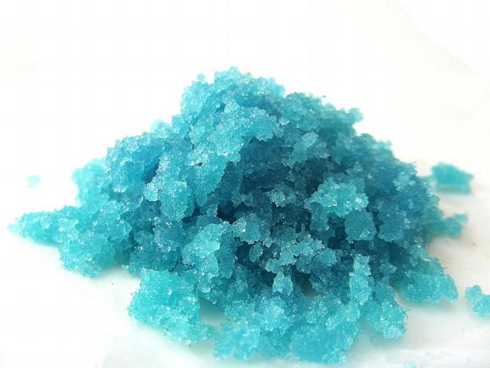 Exfoliating Sugar Scrub - Feng Shui Water Scented - 4oz