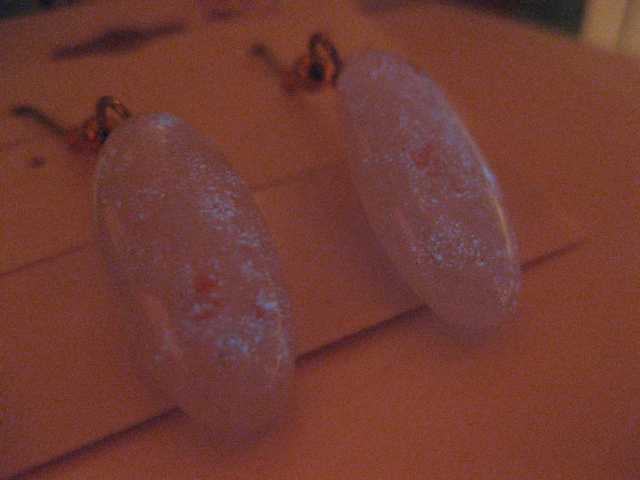Earrings Light Sensitive