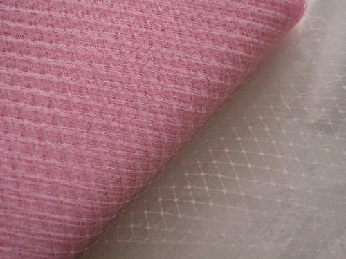 100 Yards Pink Light Millinery Hat Veiling Veil for hats, fascinators, crafts