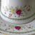 Springtime Floral Teacup and Saucer 1980 Vintage Set