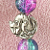 Sleeping Kitty Bead Charm