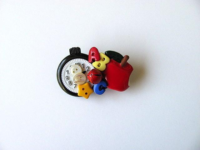For The Teacher Pin Brooch FREE US Shipping