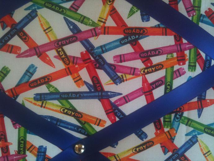 Pin Boards/Notice Boards/Memo/ Crayola Crayons