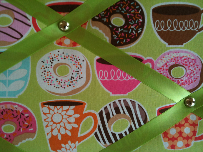 Pin Boards/Notice Boards/Memo/ Coffee & Donuts