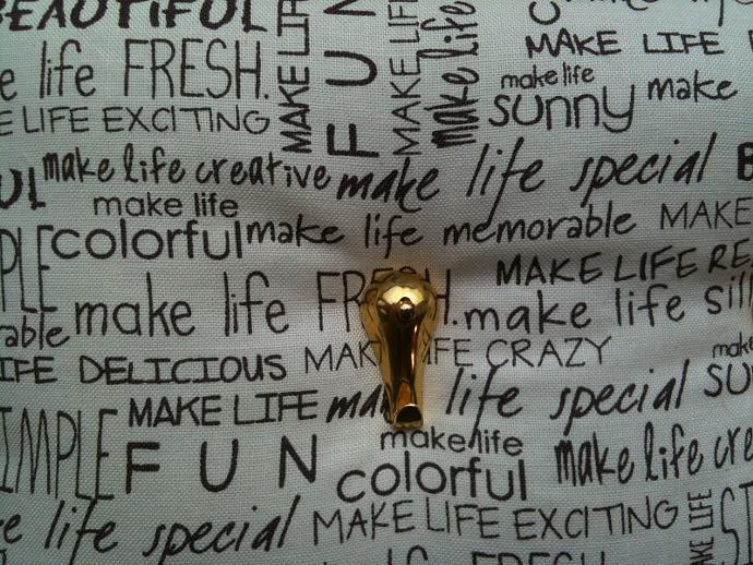 """3 Hooks, Key Rack, Key Holder, """"Inspiring Words"""""""