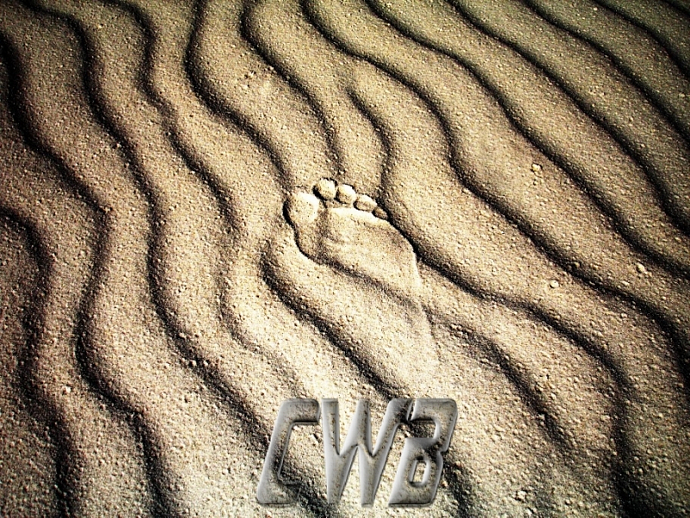 Walking as One photographic art print