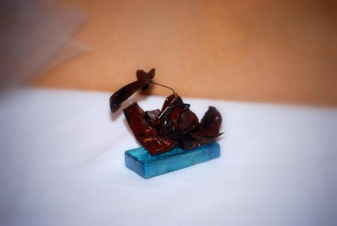 miniature sculpture