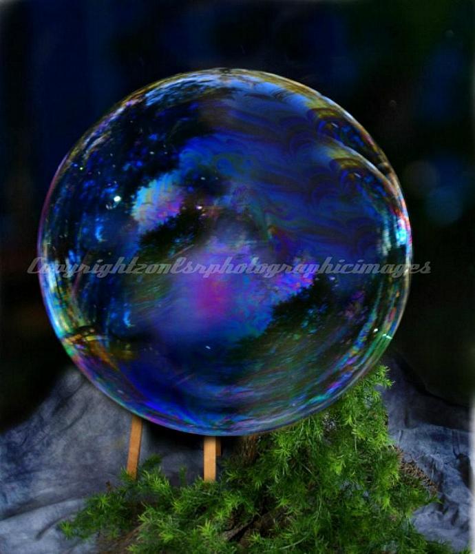 Bubbles One