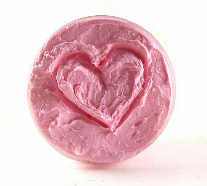 Lovers Lane Whipped Soap 8oz Pink