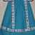 Turquoise Princess Boutique Pillowcase Dress