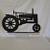 Mailbox Topper Tractor 39 Metal Farm Silhouette