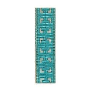Peyote Bead Pattern for Chinese Celtic Cuff Bracelet