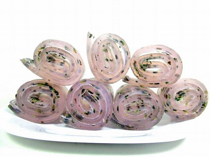 Lavender Soap Rolls
