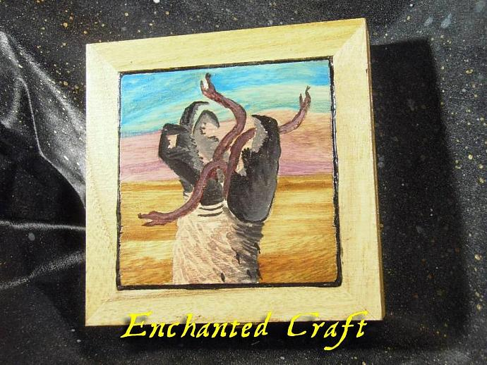 Tremor's fan GRABOID hand painted box- get your name on it for free