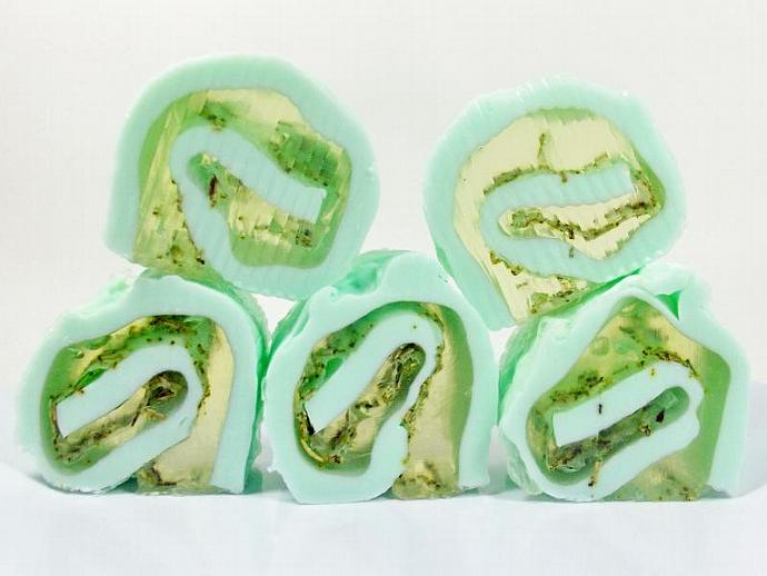 Rosemary Mint Soap Rolls - Natural - 8oz