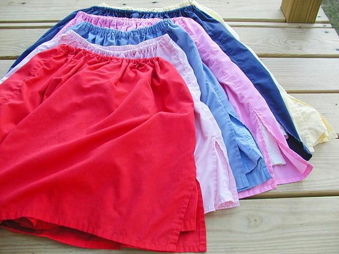 Skirlottes for Girls