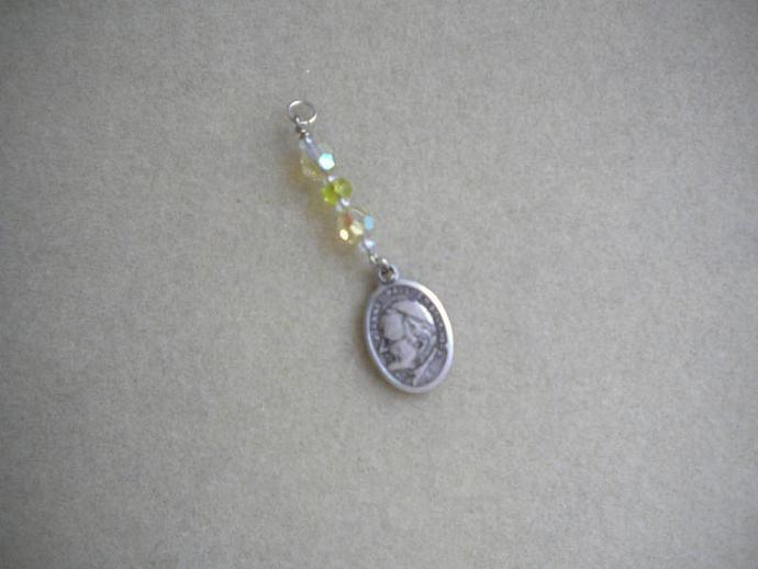 John Paul II  Medal Necklace