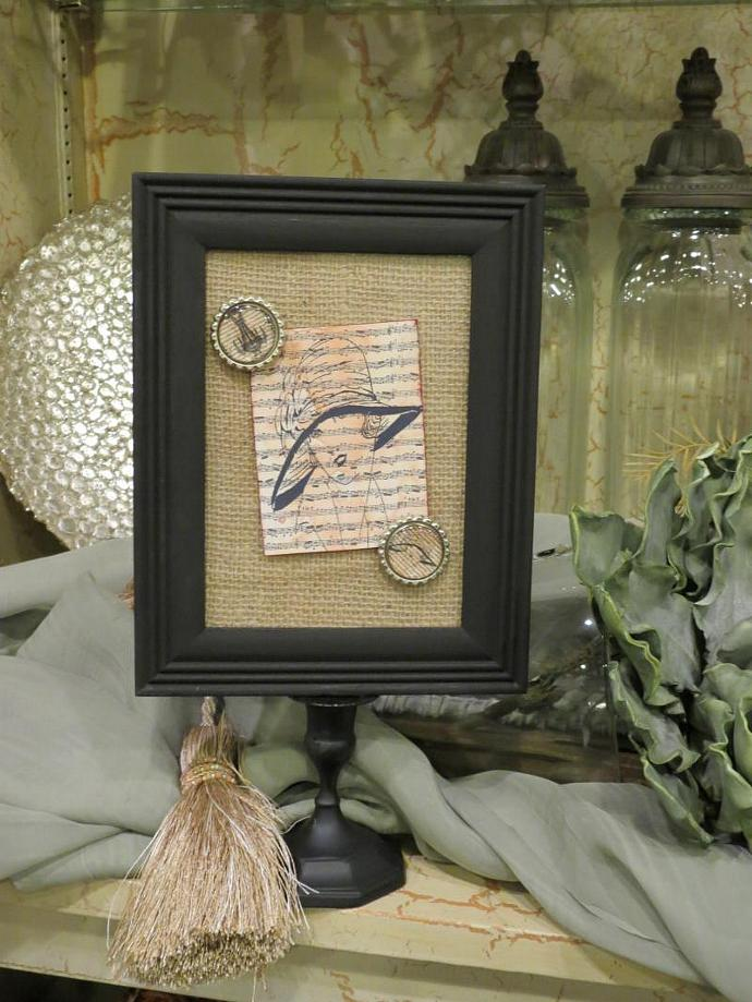 whitewash and picture pedestal frame display penelope house pin