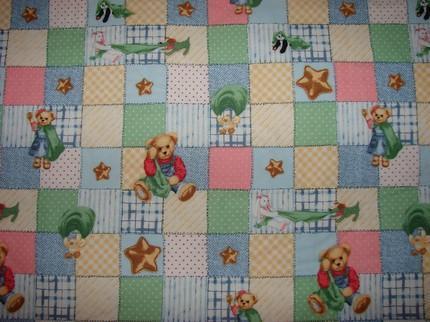 SALE SALE Blue Jean Teddy Childrens Infants Toddlers comforter beddin
