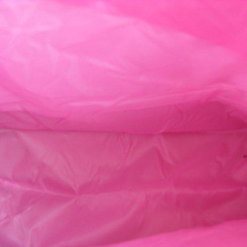 Extra Large QUILTED Pink Toile  tote fully lined with interior pock......