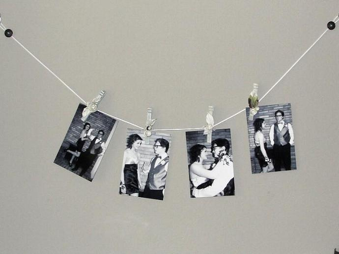 Paper Roses Photo Display Kits