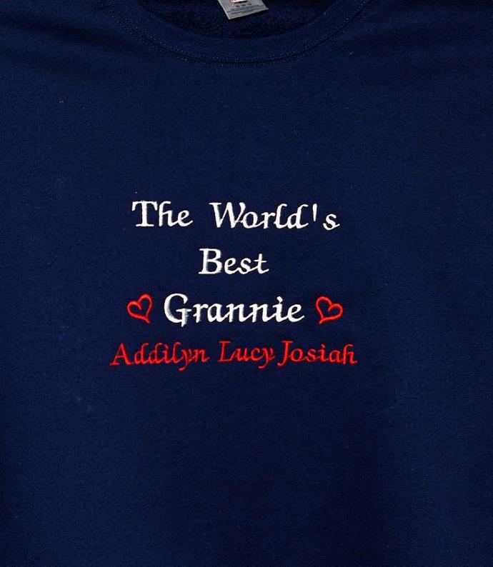 Grannie Sweatshirt