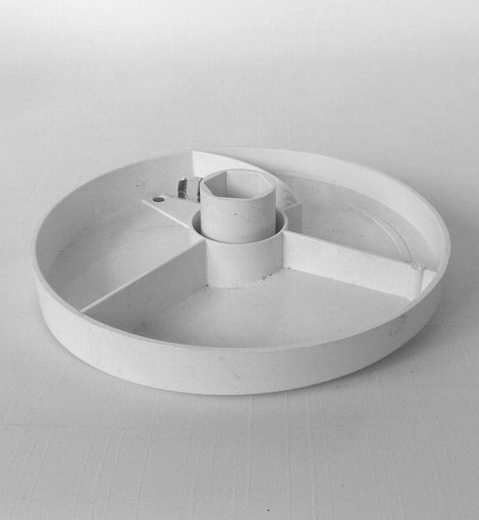 Oster Kitchen Center Salad Maker French Fry Disk Replacement Part 937-85