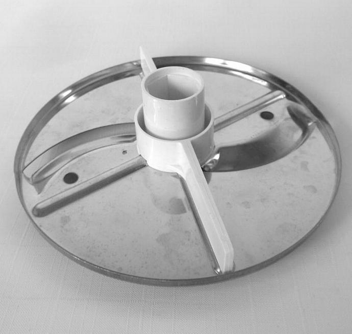 Oster Kitchen Center Salad Maker Food Crafter Thick Slicer Disk Replacement Part