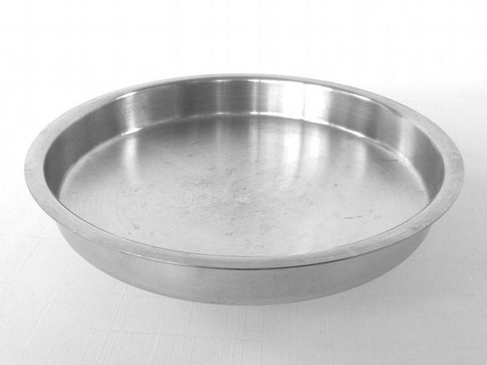 "Society Stainless Steel Cookware Pan Lid Replacement Part 7.5"" - Vintage"
