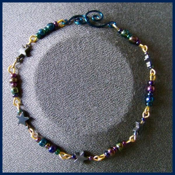 Hematite Stars Bracelet