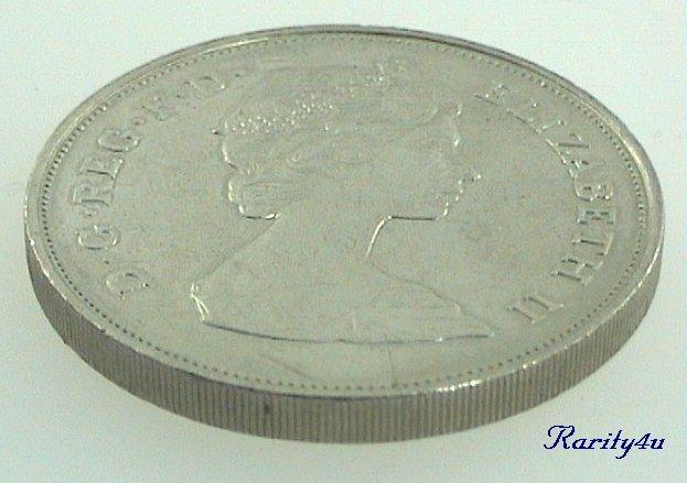 C 542 Pair Elizabeth II The Queen Mother 80th Birthday Commemorative Crown Coin