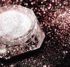 Dramatic Mirage Fae Dust Powder - Red Flame - 3 gram jar packed - eye shadow
