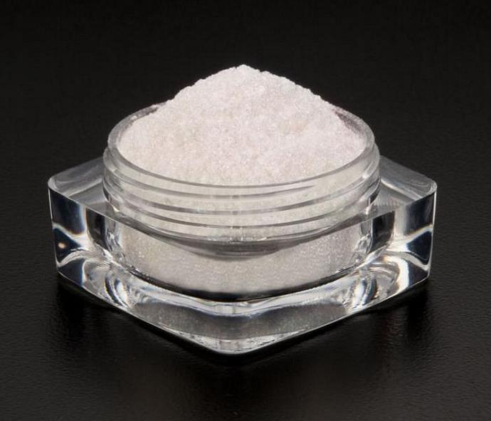 Dramatic Mirage Faery Dust Powder - Violet Void - 3 gram jar packed - eye shadow