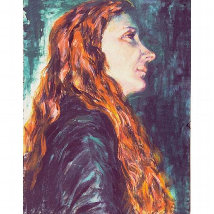 Tiziana 2001 (An Original Portrait)
