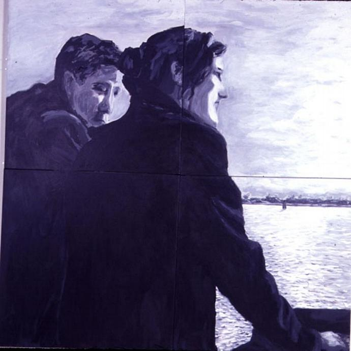 To Torcello (A Double Portrait Set In Venice)