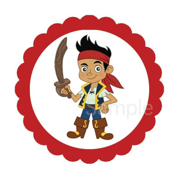 Jake And The Neverland Pirate Printable Thelovelymemories