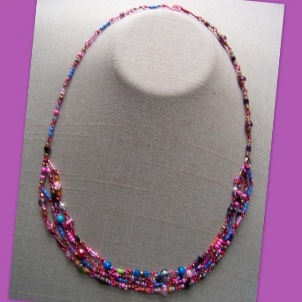 Quadruple Fiesta Necklace