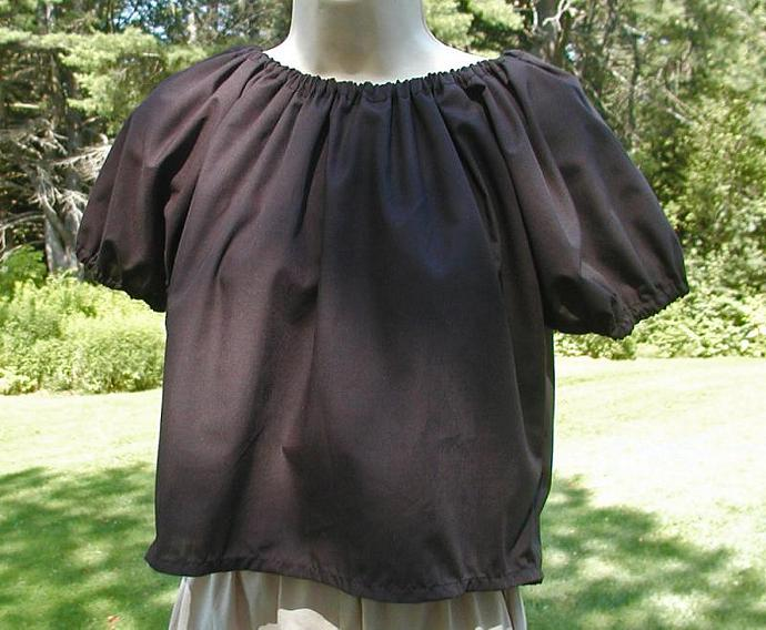 Ladies' Peasant Gypsy Blouse