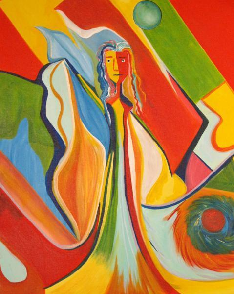 Abstract Zania