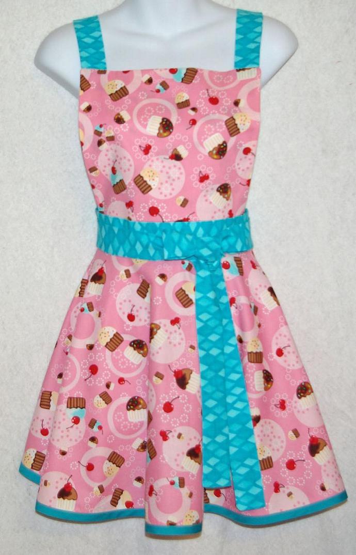 Pretty Pink Diva Apron